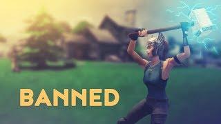 BANNED (Fortnite Battle Royale)