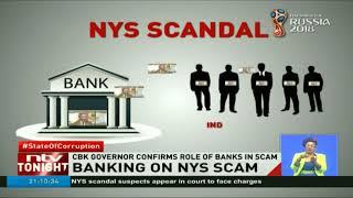 Seven banks under investigation for facilitating NYS scandal