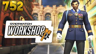 WORKSHOP: Your Dreams Come TRUE!!   Overwatch Daily Moments Ep.752 (Funny and Random Moments)