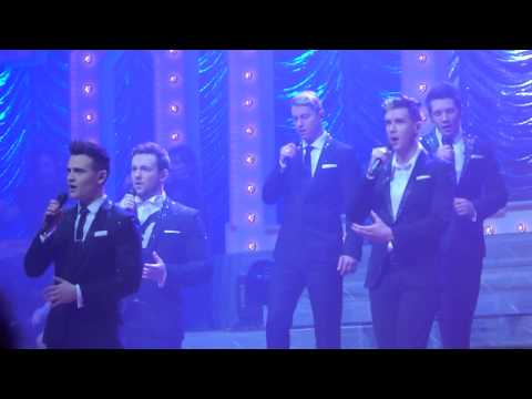 Collabro  Bring Him Home & I Dreamed A DreamBirmingham 120215 HD