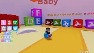 Roblox main baby simulator