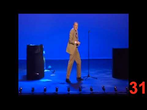Tim Vine - Pen behind the ear (with attempt counter)