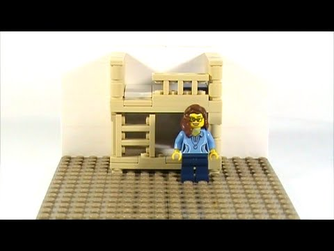 Hey Can You Show Me How To Make That Lego Bunk Bed Youtube