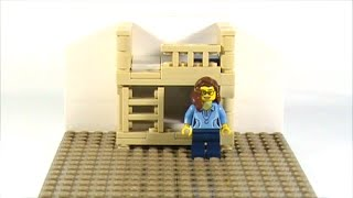 Hey Can You Show Me How To Make That? -lego Bunk Bed