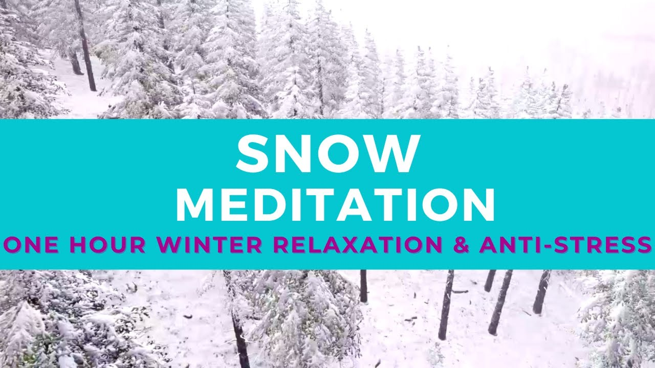 Snow Meditation (1h winter Relaxation & Anti-Stress)