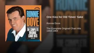 One Kiss for Old Times