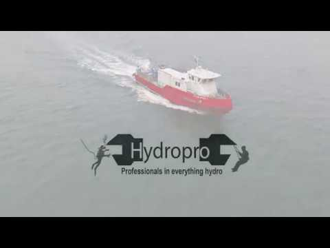 Hydropro Pte Ltd (Singapore) - Diving Services Support Vessel