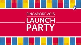 28th Sea Games 2015 Concert - Singapore