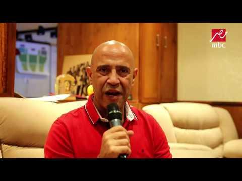الفنان أشرف عبد الباقي يوجه رسالة إلى جمهور مسرح مصر  قبل أولى عروض الموسم الثانى