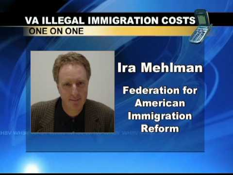 Federation for American Immigration Reform Virginia Cost Study