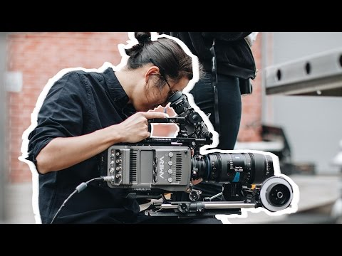 1 Hour MUSIC VIDEO Shoot | Arri Amira + Chapman Hustler 4 Dolly