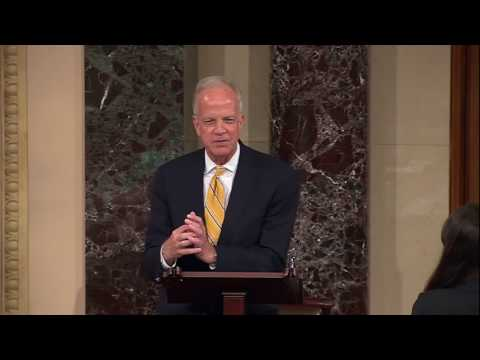 Sen. Moran Speaks on the Senate Floor Regarding the Veterans Choice Program
