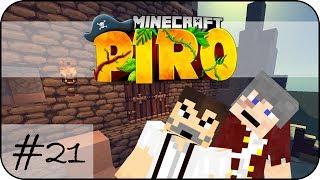 DIE INSEL VON SKATE & HANDOFBLOOD   #21   Minecraft PIRO   Flu - BetterNotGames