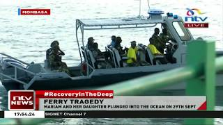 Likoni Ferry: Soldiers salute as Indian naval ship departs from Mombasa port