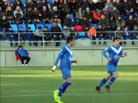 Inaguracion Estadio Municipal de Badalona  C F Badalona 29 Enero 2017