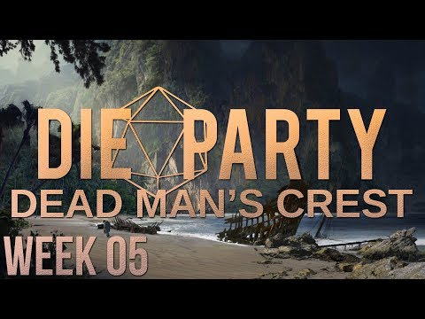 Dead Man's Crest ~ Sea Justice - Savage Worlds Deluxe | Week 05