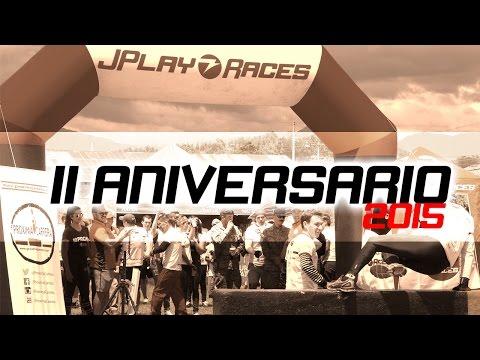 II Aniversario JPlayRaces 2015