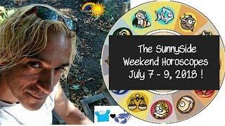 Weekend Horoscopes July 7 - 9, 2018