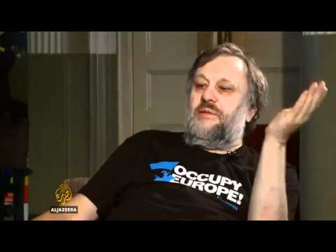 Balkans according to Saint Zizek