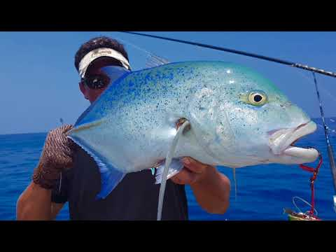 Nambas Fishing Charters Vanuatu 2016
