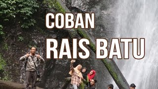 Tempat Wisata Air Terjun Coban Rais   Batu, Malang, Jawa Timur