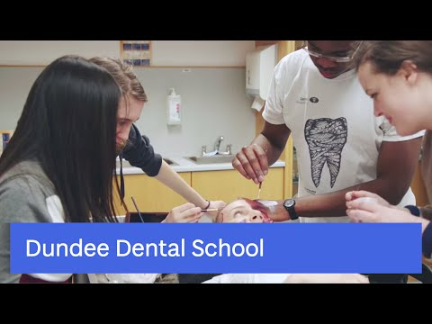 University of Dundee's School of Dentistry