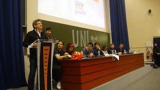 Discours sur l'éducation au congrès de l'UNL   Jean-Luc Mélenchon