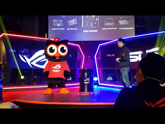 ASUS Launches ROG Phone & TUF Gaming FX505/FX705