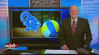 High School volleyball highlights - November 14th