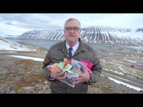 Do Icelanders love liquorice? | #AskGudmundur