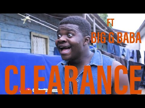 RICHARD: EP 39- CLEARANCE ft BIG G. (LATEST CAMEROON COMEDY)
