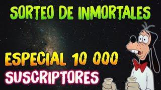 🔴 SORTEO DE INMORTALES - ESPECIAL 10000 SUBS 😋 | Dota 2