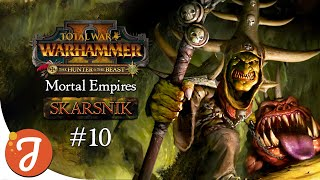 We Win A Great Loss | Skarsnik Campaign #10 | Total War: WARHAMMER II