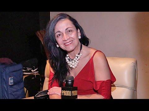 Irene Arcila actriz venezolana mexicana que se destaca en teatro, TV y cine