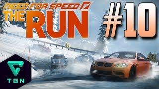 Need for Speed The Run: Historia completa | Gameplay en Español | Walkthrough 10 Final