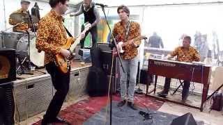THE LITERS, Live on groovy classic 2015 Noordwijk