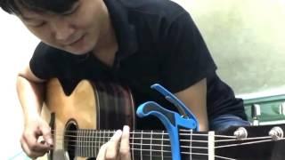 [Mitxi Tòng] Nợ Duyên guitar solo