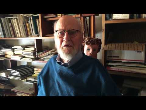Lawrence Ferlinghetti, Summer 2016, previsions about presidential elections in the US