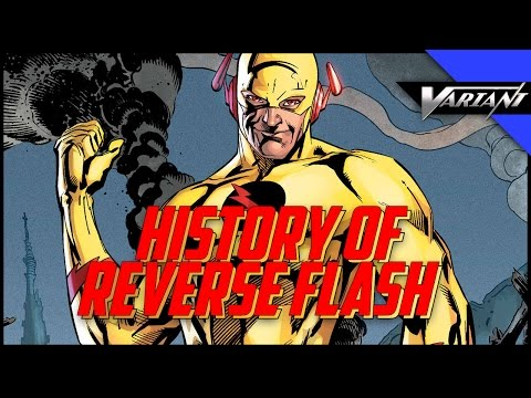 History Of Reverse Flash!