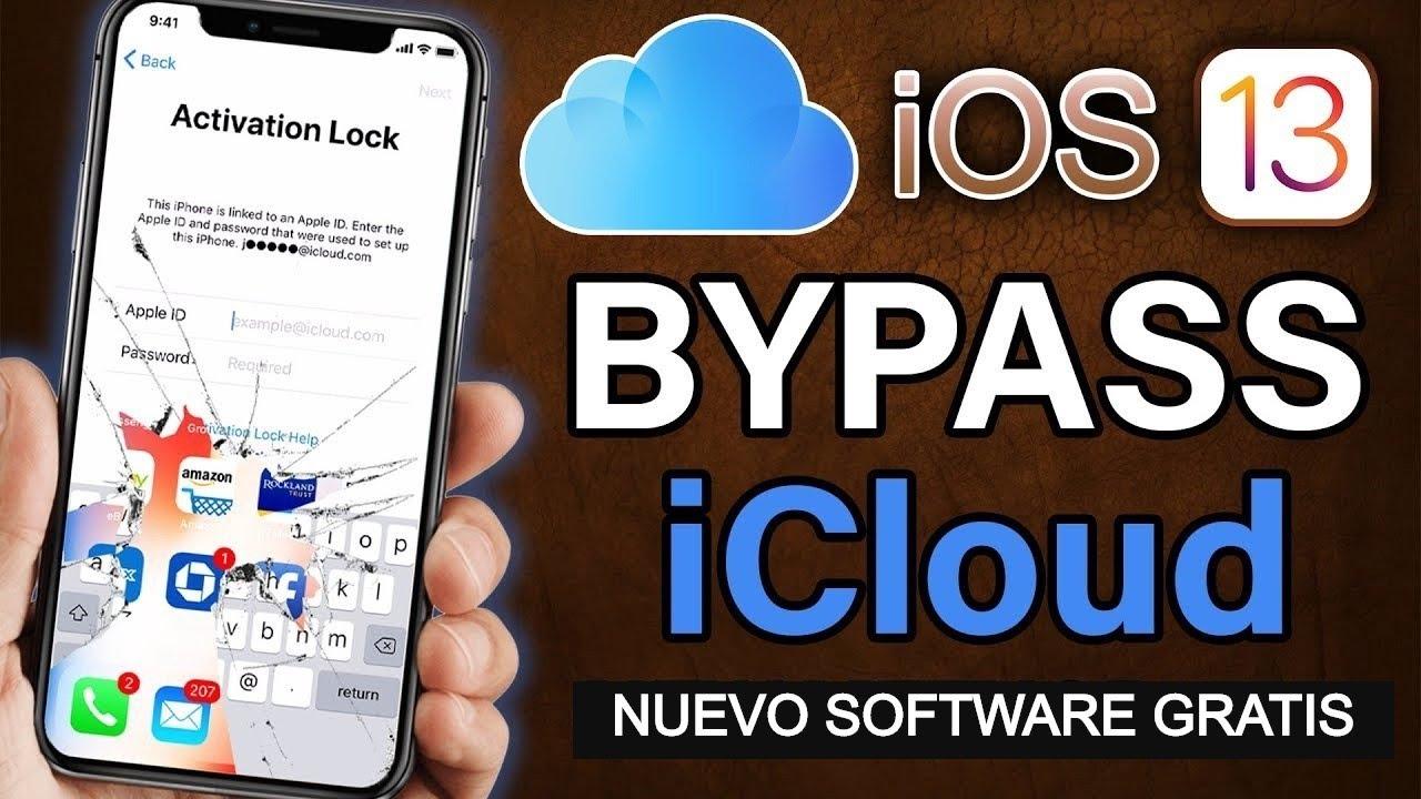 Nuevo Software en Desbloqueo de iCloud iPhone 6 - X  GRATIS 2020
