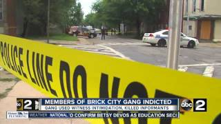 BPD, Feds break up gang known to murder informants