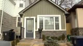 Toronto's Tiny Houses - Craven Rd - Toronto Real Estate