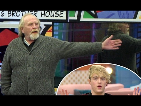 James Cosmo reaches boiling point as he accuses Jedward of stealing his chocolate in almighty CBB cl
