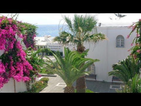 Mediterranean beach hotel 4* (Santorini, Greece)