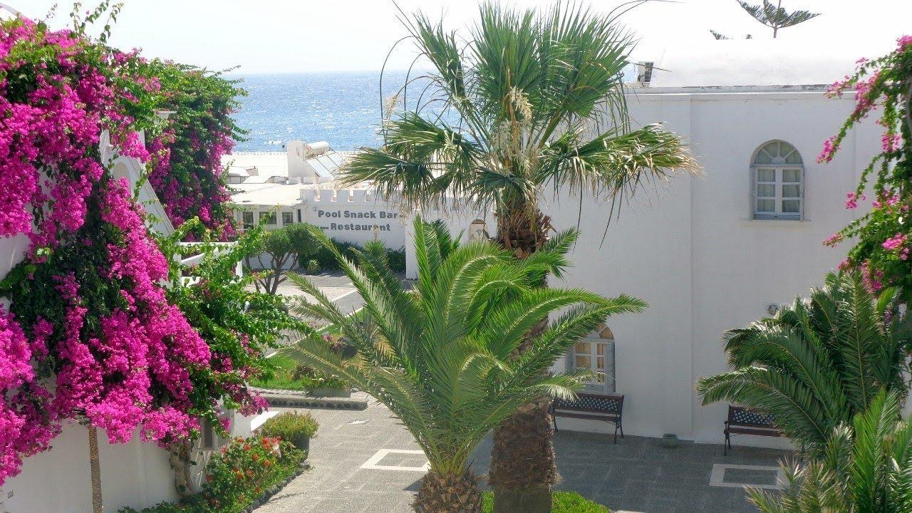 Mediterranean beach palace | Hotel, 4* (Santorini, Greece ...