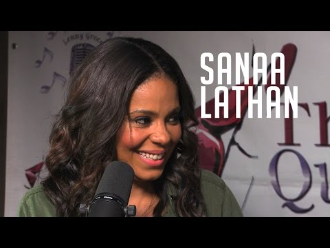 "Sanaa Lathan Discusses New Movie ""The Perfect Guy"" + Relationship Goals"