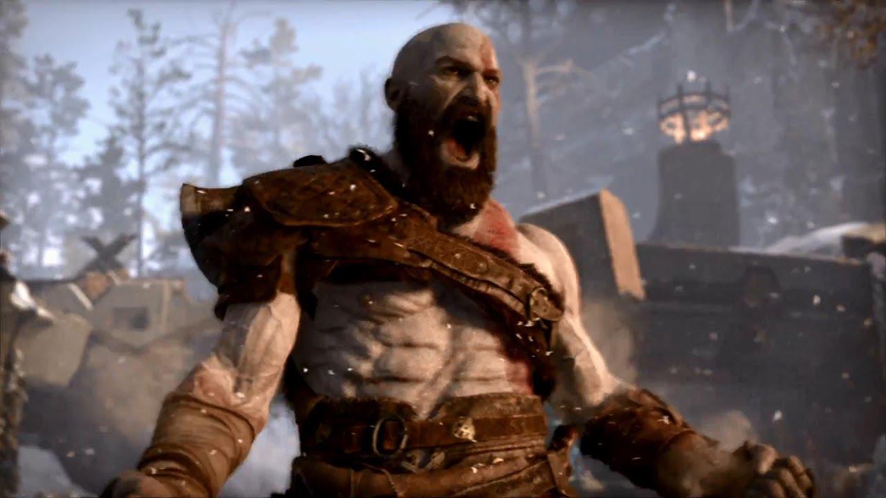 God of war ps4 trailer de gameplay e3 2016 - God of war wallpaper for ps4 ...