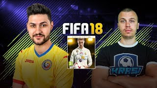 FIFA 18 WAGER - Ovvy vs Krasi - THE MOST INSANE GAME EVER !