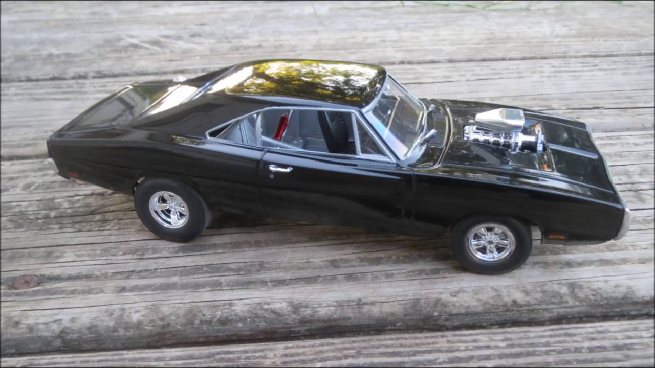 Revell Fast Amp Furious 1970 Dodge Charger 1 25th Scale