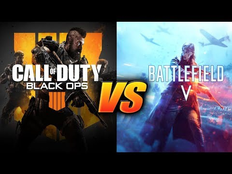 Call of Duty: Black Ops 4 vs Battlefield 5 in 2018 thumbnail